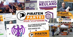 Piraten Hof/Wunsiedel - Wahlparty zur Bundestagswahl @ Galeriehaus Hof | Hof | Bayern | Deutschland